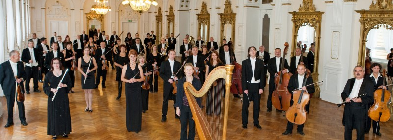 Website of the West Bohemian Symphony Orchestra