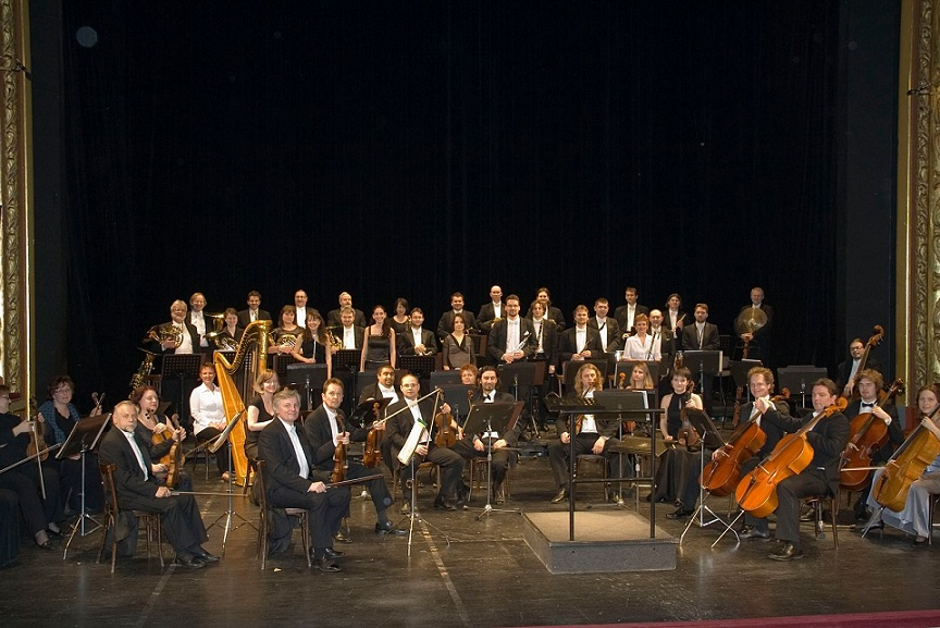 Orchestr of the North Czech Theater