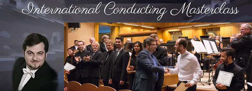 photo edu diploma Music Conductor