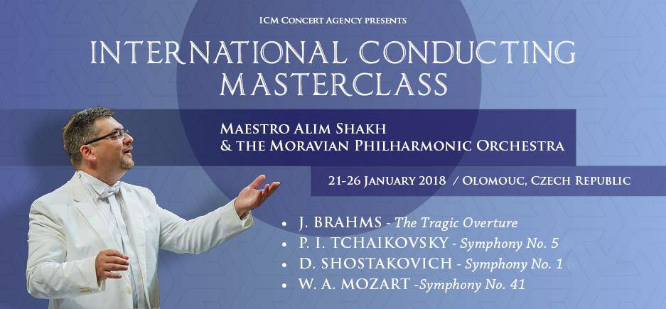 Masterclasses for conductors
