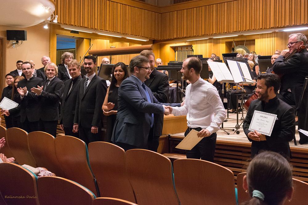 A. Dvořák Symphony Workshop