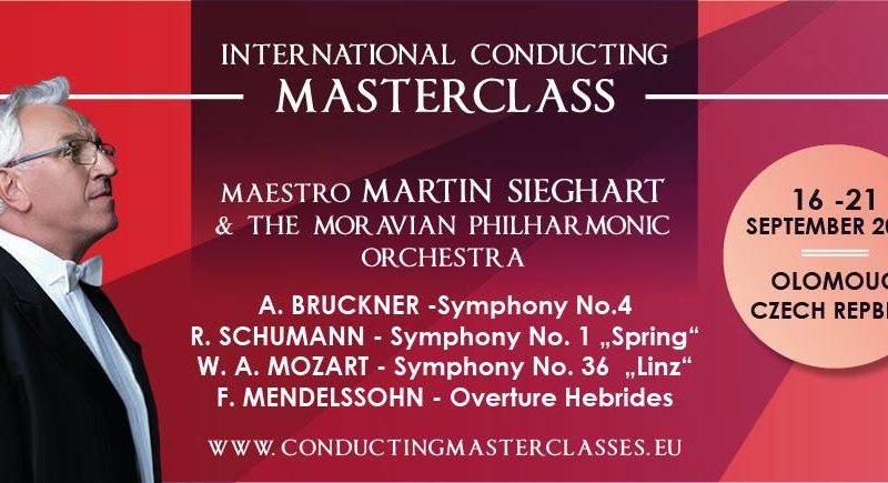 A. Bruckner Symphony 4, Schumann, Mozart, Mendelssohn