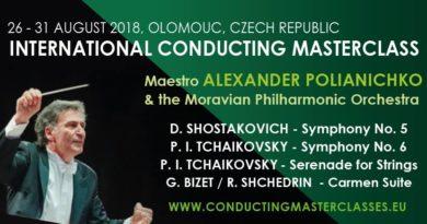 Maestro Alexander Polianichko -courses